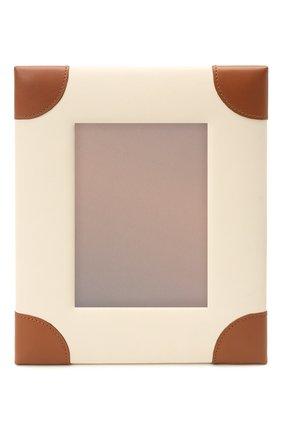 Рамка для фотографий RALPH LAUREN бежевого цвета, арт. 682708126 | Фото 1