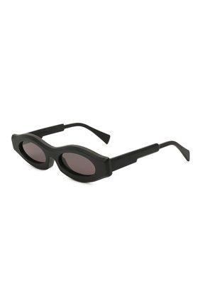 Женские солнцезащитные очки KUB0RAUM черного цвета, арт. Y5 BM2Y | Фото 1