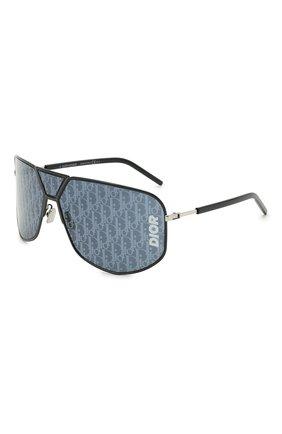 Женские солнцезащитные очки DIOR черного цвета, арт. DI0RULTRA 807 | Фото 1