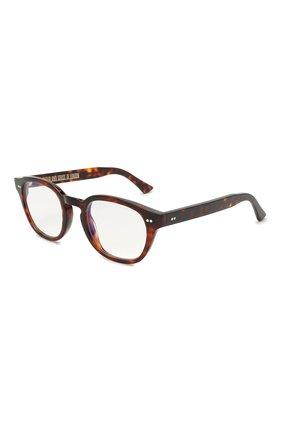 Женские солнцезащитные очки CUTLERANDGROSS коричневого цвета, арт. 138002 | Фото 1