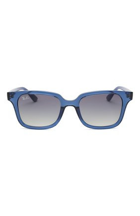 Детские солнцезащитные очки RAY-BAN синего цвета, арт. 9071S-70624L | Фото 2