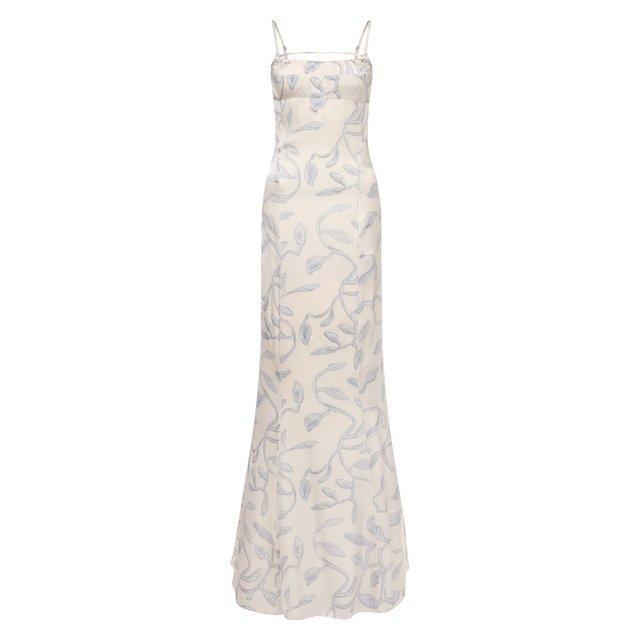 Платье из вискозы Jacquemus