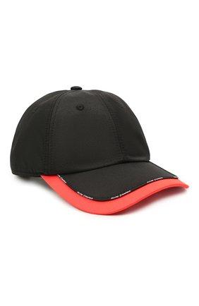 Женская бейсболка ACNE STUDIOS черного цвета, арт. C40150/W | Фото 1