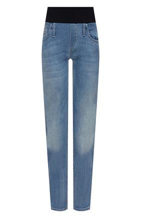 Женские джинсы PIETRO BRUNELLI голубого цвета, арт. JP0043/DE0089 | Фото 1