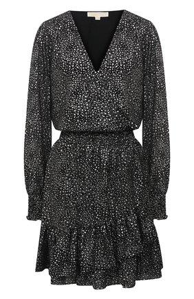 Женское платье MICHAEL MICHAEL KORS черного цвета, арт. MH08XEYG7Y | Фото 1