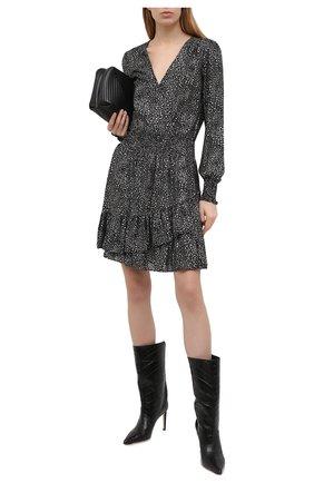 Женское платье MICHAEL MICHAEL KORS черного цвета, арт. MH08XEYG7Y | Фото 2