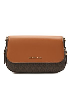 Женская сумка bedford legacy MICHAEL MICHAEL KORS темно-коричневого цвета, арт. 32H9G06C3B   Фото 1