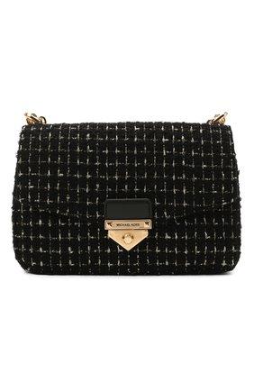 Женская сумка soho large MICHAEL MICHAEL KORS черного цвета, арт. 30H0G1SL3C | Фото 1