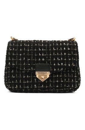 Женская сумка soho small MICHAEL MICHAEL KORS черного цвета, арт. 30H0G1SL1C | Фото 1