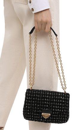Женская сумка soho small MICHAEL MICHAEL KORS черного цвета, арт. 30H0G1SL1C | Фото 2
