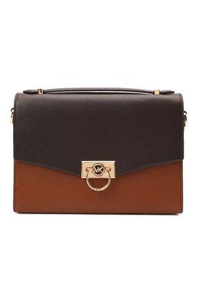 Женская сумка hendrix medium MICHAEL MICHAEL KORS коричневого цвета, арт. 30H0G1HM2L | Фото 1
