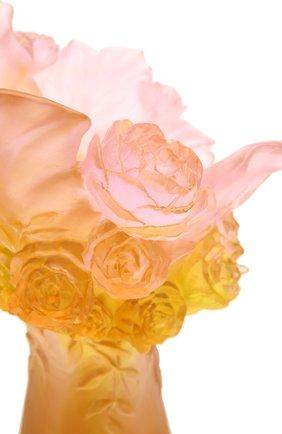 Ваза peony cloud DAUM розового цвета, арт. 05718 | Фото 2