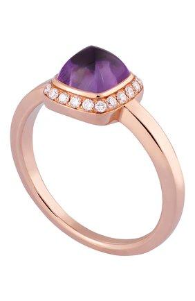 Женские кольцо FRED бесцветного цвета, арт. 4B0684-000 | Фото 1