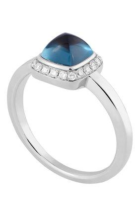 Женские кольцо FRED бесцветного цвета, арт. 4B0686-000 | Фото 1