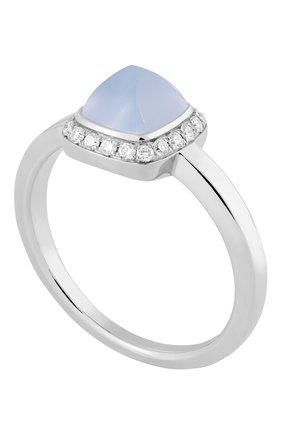 Женские кольцо FRED бесцветного цвета, арт. 4B0687-000 | Фото 1