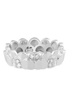 Женские кольцо FRED бесцветного цвета, арт. 4B0743-000 | Фото 1