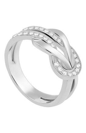 Женские кольцо FRED бесцветного цвета, арт. 4B0866-000 | Фото 1