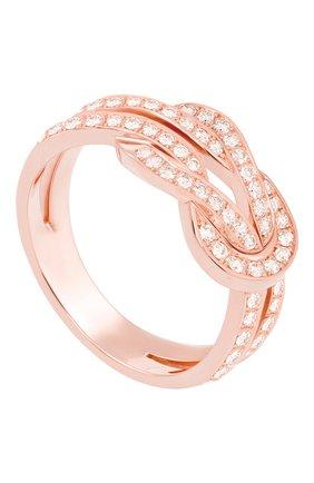 Женские кольцо FRED бесцветного цвета, арт. 4B0871-000 | Фото 1