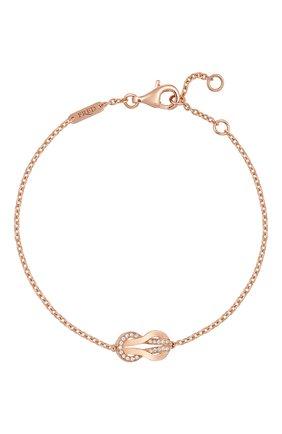 Женский браслет FRED бесцветного цвета, арт. 6B0992-000 | Фото 1