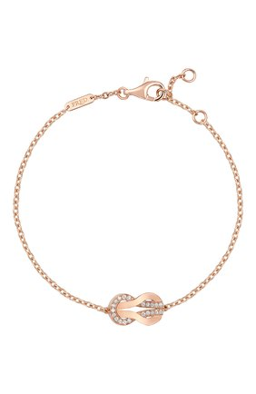 Женский браслет FRED бесцветного цвета, арт. 6B0994-000 | Фото 1