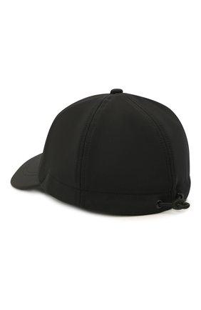 Мужской бейсболка STONE ISLAND черного цвета, арт. 741599227 | Фото 2