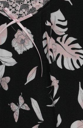 Детская сорочка LA PERLA черного цвета, арт. 70193/8A-14A   Фото 3
