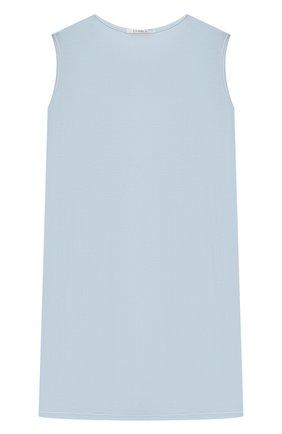 Детская сорочка LA PERLA голубого цвета, арт. 70073/2A-6A | Фото 2