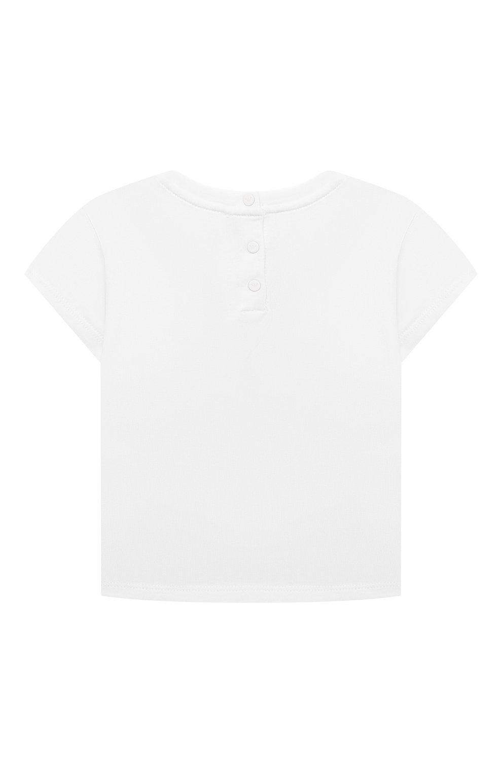 Детский комплект из двух футболок EMPORIO ARMANI темно-синего цвета, арт. 3KED01/3J2IZ | Фото 6