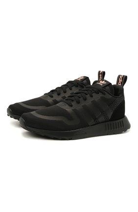 Женские комбинированные кроссовки multix ADIDAS ORIGINALS черного цвета, арт. FZ3453 | Фото 1