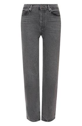 Женские джинсы AGOLDE серого цвета, арт. A056C-1157   Фото 1