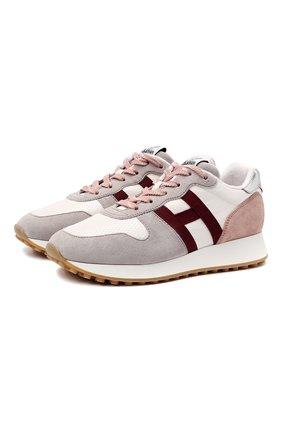 Комбинированные кроссовки H429 | Фото №1