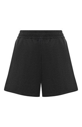 Женские шорты ACNE STUDIOS черного цвета, арт. CE0009/W | Фото 1