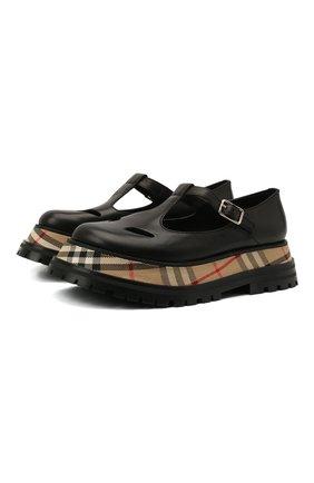 Кожаные туфли Aldwych | Фото №1