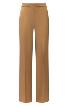 Женские брюки из вискозы THEORY бежевого цвета, арт. K1106207 | Фото 1