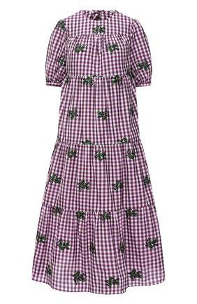 Женское платье REDVALENTINO светло-розового цвета, арт. VR3VAW30/5LM | Фото 1