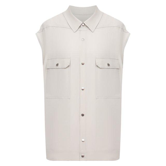 Рубашка из вискозы Rick Owens