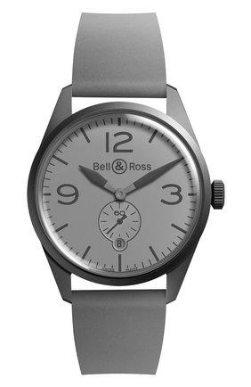 Мужские часы commando BELL & ROSS серого цвета, арт. BRV123-COMMANDO | Фото 1