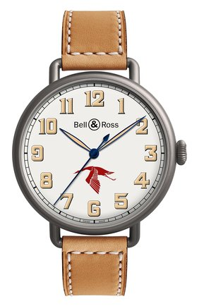 Мужские часы guynemer BELL & ROSS белого цвета, арт. BRWW192-GUYNEMER | Фото 1