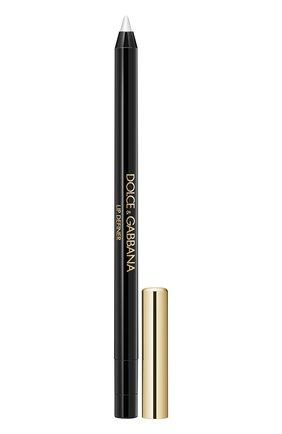 Универсальный карандаш для губ lip definer, universal DOLCE & GABBANA бесцветного цвета, арт. 3155650DG | Фото 2