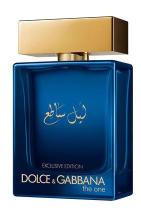 Мужской парфюмерная вода the one men luminous night DOLCE & GABBANA бесцветного цвета, арт. 30700699DG | Фото 1