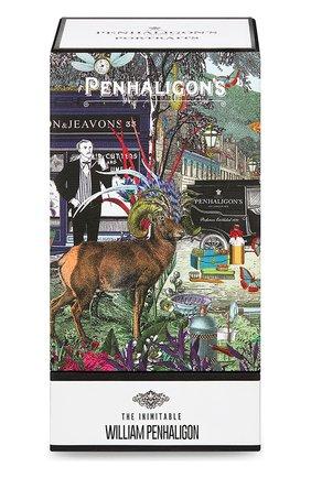 Мужской парфюмерная вода the inimitable william penhaligon PENHALIGON'S бесцветного цвета, арт. 5056245008993 | Фото 2