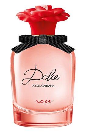 Туалетная вода dolce rose DOLCE & GABBANA бесцветного цвета, арт. 30700730DG | Фото 1