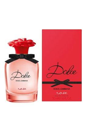 Туалетная вода dolce rose DOLCE & GABBANA бесцветного цвета, арт. 30700730DG | Фото 2