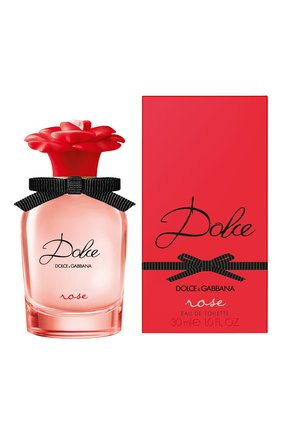 Туалетная вода dolce rose DOLCE & GABBANA бесцветного цвета, арт. 30701277DG | Фото 2