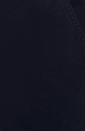 Мужские хлопковые брюки-карго ASPESI темно-синего цвета, арт. S1 A CP31 G178 | Фото 5 (Силуэт М (брюки): Карго; Длина (брюки, джинсы): Стандартные; Случай: Повседневный; Материал внешний: Хлопок; Стили: Кэжуэл)