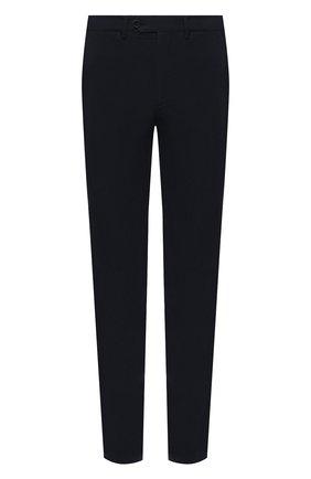 Мужские хлопковые брюки ASPESI темно-синего цвета, арт. S1 A CP24 G178 | Фото 1