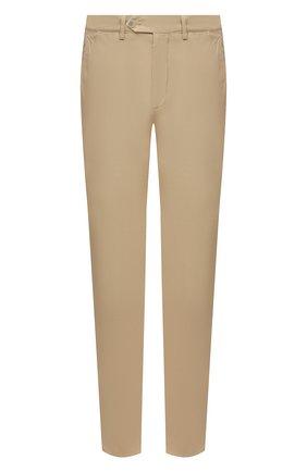 Мужские хлопковые брюки ASPESI бежевого цвета, арт. S1 A CP24 G178 | Фото 1