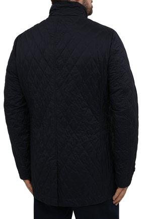 Мужская утепленная куртка dionisio-s3 MOORER темно-синего цвета, арт. DI0NISI0-S3/M0UGI100024-TEPA028 | Фото 4
