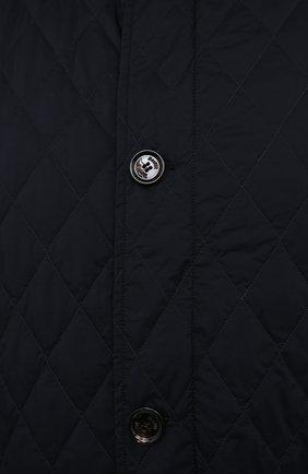 Мужская утепленная куртка dionisio-s3 MOORER темно-синего цвета, арт. DI0NISI0-S3/M0UGI100024-TEPA028 | Фото 5