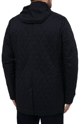Мужская утепленная куртка dionisio-s3 MOORER темно-синего цвета, арт. DI0NISI0-S3/M0UGI100024-TEPA028 | Фото 6